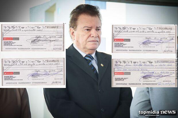 Picarelli dá cheque sem fundos a presidiário e agora é cobrado na Justiça