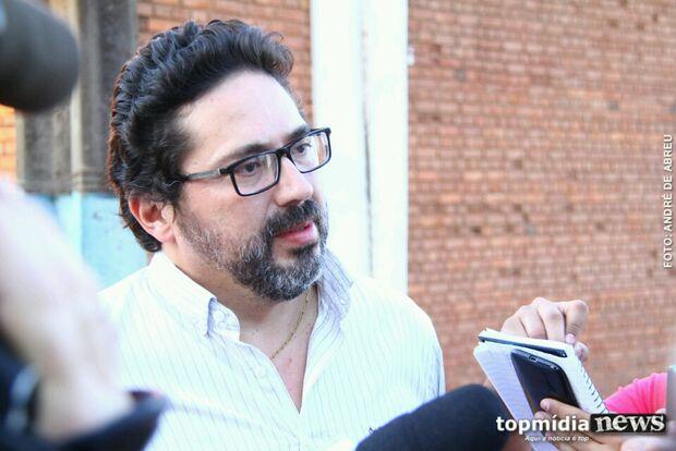OAB/MS cassa registro de advogado de Olarte e Delcídio que tentou matar desembargador no PR