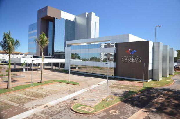 Hospital Cassems CG completa 2 anos com intensa programação comemorativa