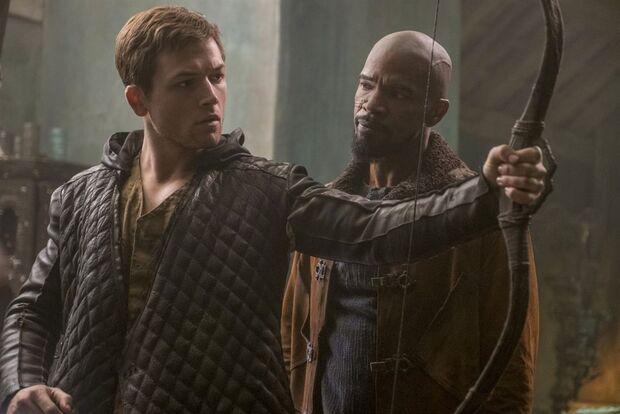 Robin Hood: A Origem, 'o ladrão que rouba dos ricos para dar aos pobres' chega ao cinema