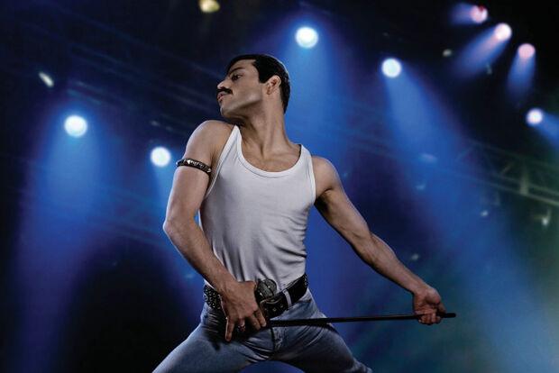 'Bohemian Rhapsody' bate recorde de bilheteria dentre filmes com tema LGBT