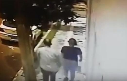 VÍDEO: câmeras mostram ex-superintendente chegando em motel com assassina
