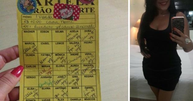 Garota de programa faz rifas e mobiliza clientes para ajudar animais abandonados