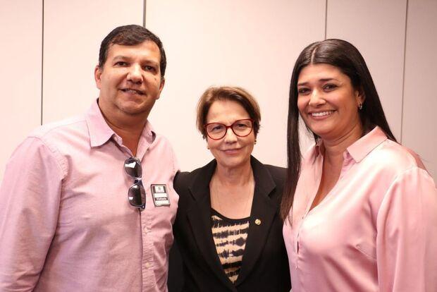 Em Brasília, Rose Modesto se reúne com futura ministra para fortalecer a cadeia produtiva do leite