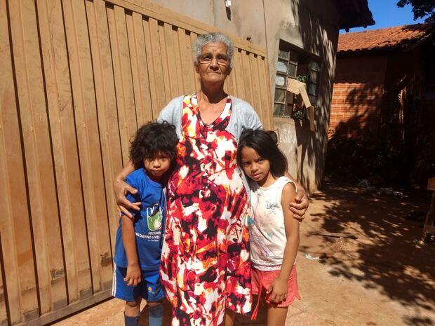 Conselho Tutelar recolhe netas e avó de crianças que comoveram MS tenta sorte no MT