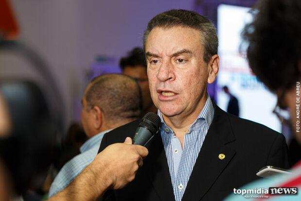 De olho na presidência, Paulo Corrêa diz que tem apoio de principais bancadas da ALMS