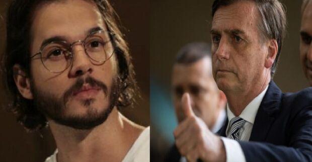 Namorado de Fátima Bernardes anuncia 'guerra' a Bolsonaro e se dá muito mal