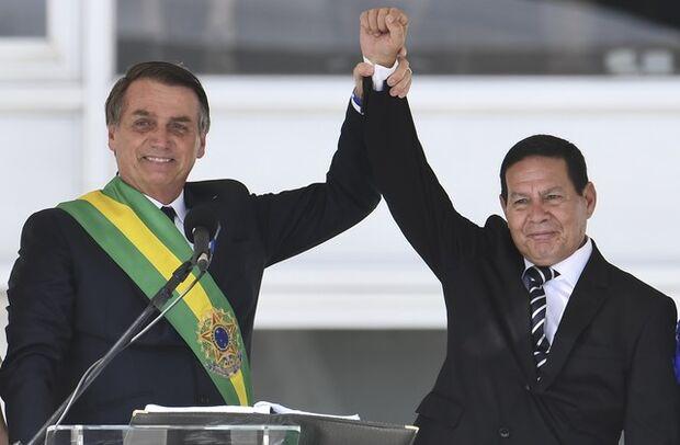 Mourão defende votação de reforma da Previdência já aprovada em comissão da Câmara