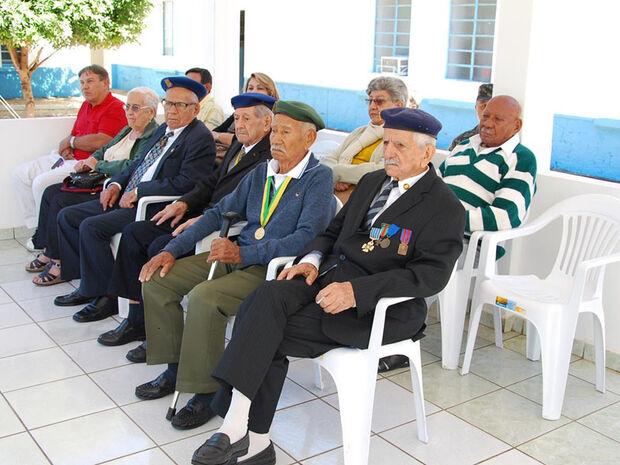 Morre aos 97 anos, Otacilio Teixeira, veterano da Força Expedicionária Brasileira