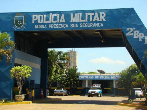 Vergonha: sargento é preso com 3kg de maconha dentro de batalhão da PM