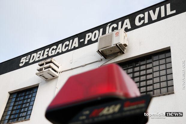 Após rolê da virada, grupo de amigos acaba detido por desacato e desobediência em Campo Grande