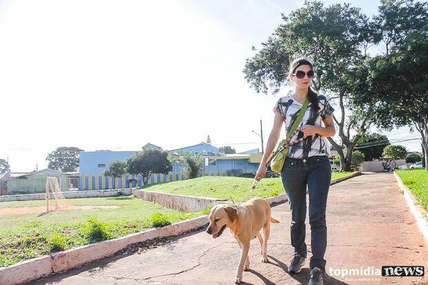 Parcão: prefeitura libera passeio com cães no Sóter
