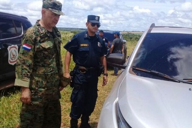 Polícia encontra veículo usado em atentado de ex-segurança de Jorge Rafaat