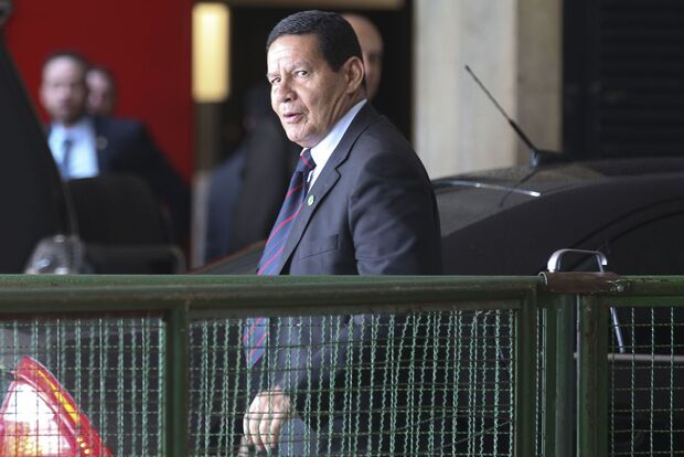 Mourão chama nomeação de Marun de 'prêmio' e pede 'cabeça' de ex-ministro