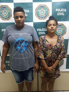 Mãe e companheira são presas suspeitas de espancar criança de 2 anos