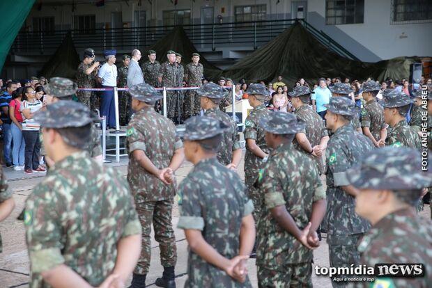 Militares de MS são enviados para ajudar venezuelanos em Roraima
