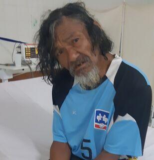 Acolhido em UPA, idoso do interior não sabe como chegou a Campo Grande e pede ajuda