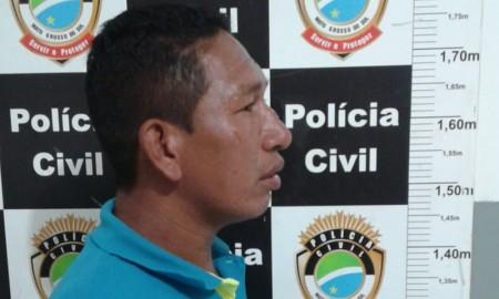 Polícia Civil de Ladário prende homem que ameaçou ex-mulher de morte