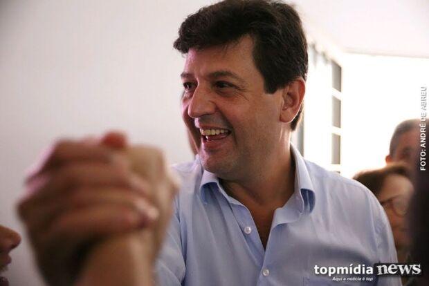 No 1º mês como ministro, Mandetta cumpriu três metas do seu programa de gestão