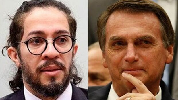 Jean Wyllys pode ter que pagar indenização de R$ 100 mil a Bolsonaro