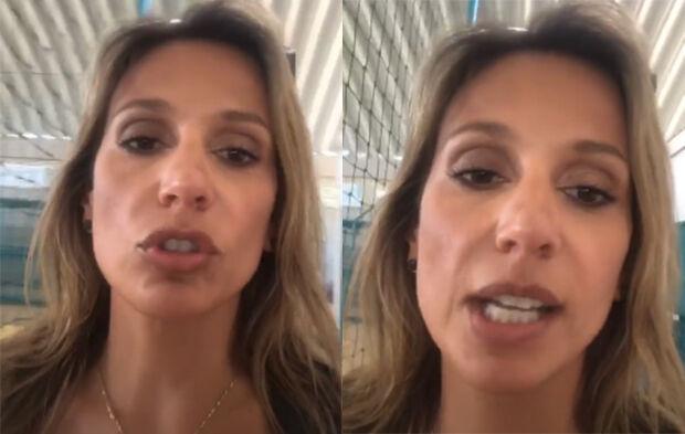 Luisa Mell teme ser presa por salvar animais em Brumadinho: 'Se eu sumir é que eu fui presa'