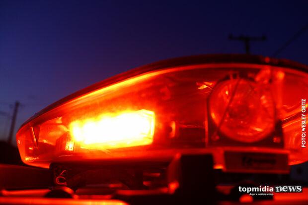 'Deu ruim': Motociclista é atropelado, mas por não ter CNH acaba em delegacia