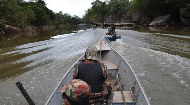 PMA prende pela 3ª vez pescador profissional usando petrechos proibidos no Pantanal