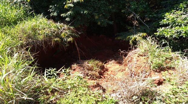 PMA multa produtor rural por provocar poluição de córrego em MS