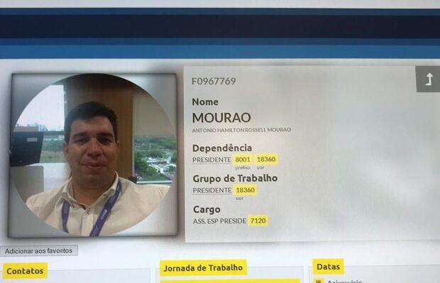 Acabou a mamata? Mourão emplaca filho com salário de R$ 36 mil no Banco do Brasil