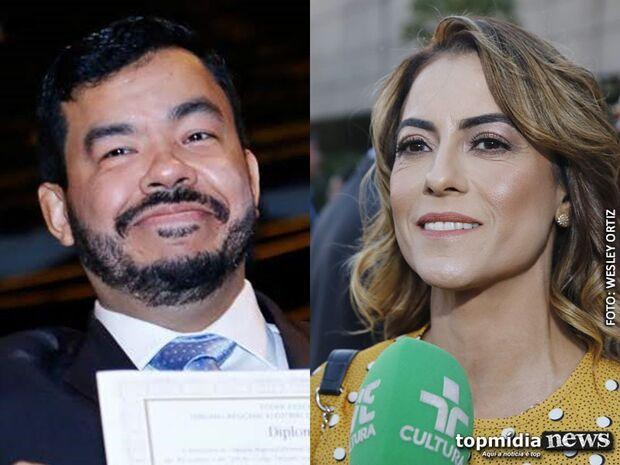 Deputados 'da China', Soraya e Trutis prometem até renunciar se Bolsonaro mandar