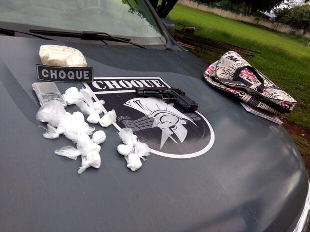 Bandido morto pelo Choque era conhecido pelos amigos como 'terrorista'