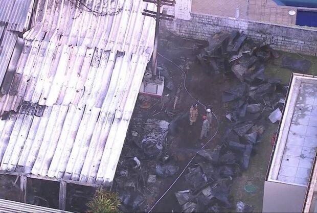 Tragédia! Incêndio em CT do Flamengo deixa vários mortos e feridos