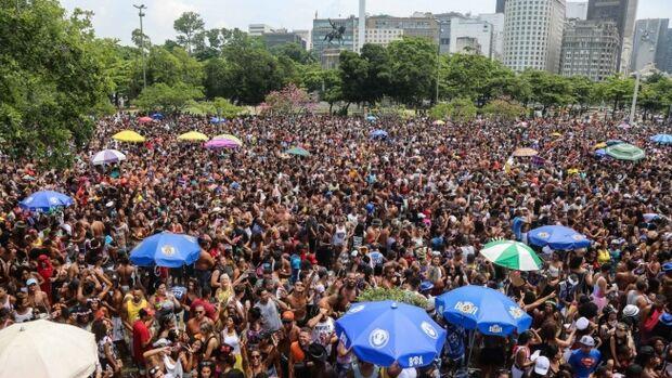 Cariocas criam aplicativo para facilitar a pegação no Carnaval 2019