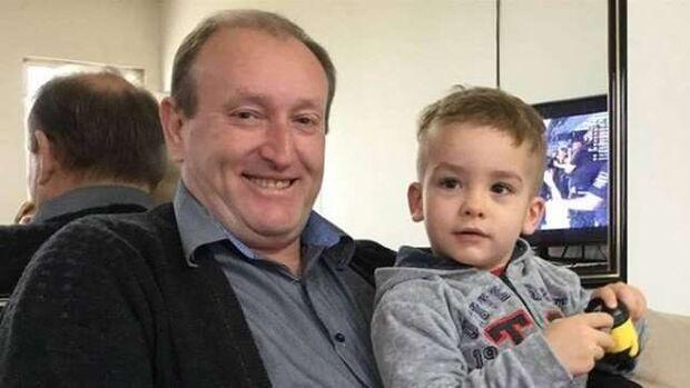 Morre pai de Ana Hickmann: 'dia de luto'