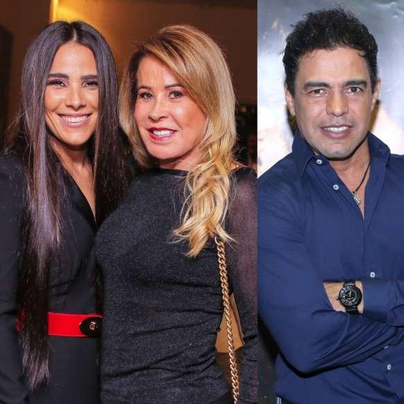 Wanessa Camargo defende Zezé após Zilu acusá-lo de coação