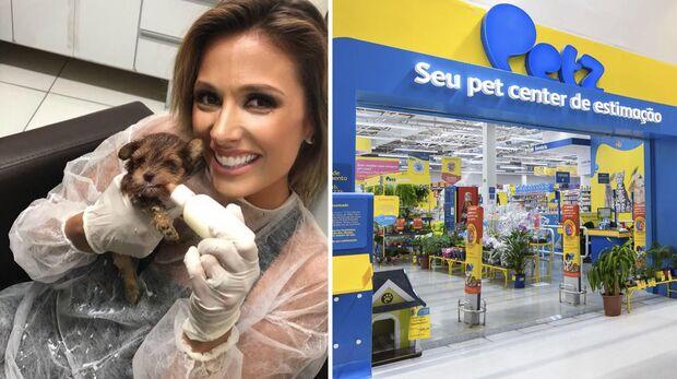 Ação de Luisa Mell faz maior rede de pet shops do Brasil parar de vender gatos e cachorros