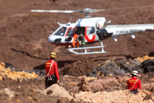 Juiz vê 'fundadas razões' de homicídio qualificado no tsunami de lama em Brumadinho