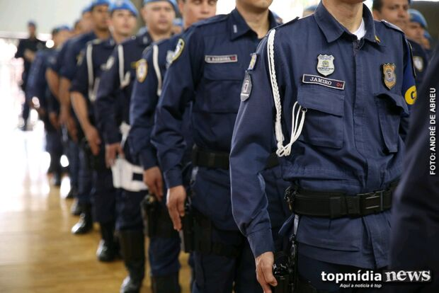 Enquete: leitores aprovam mudança de nome de Guarda Municipal para Polícia Municipal