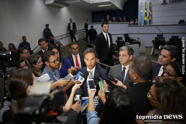 Marquinhos defende 'harmonia e ética' em relacionamento com vereadores da Capital