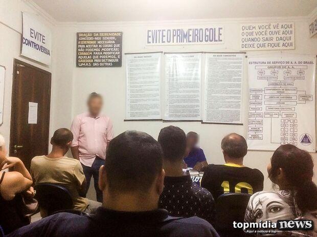 Recuperação de um gera circulo virtuoso e vidas são salvas no Alcoólicos Anônimos em Campo Grande