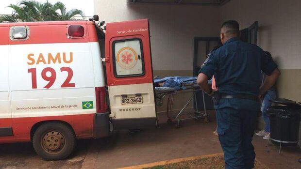 Bebê recém-nascido é encontrado abandonado embaixo de tanque de lavar roupas em MS