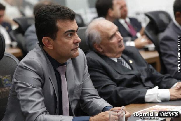 Marçal Filho diz que Dourados precisa de 'gestão com criatividade' para escapar de crise política