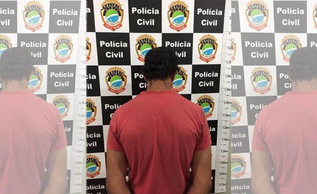 Polícia prende pai suspeito de estuprar filha de dois anos