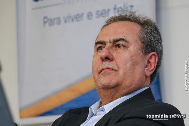 Lacerda renuncia presidência do PSD estadual e nova diretoria é anunciada