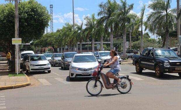 Município de MS terá legislação para coibir abusos com bicicletas elétricas