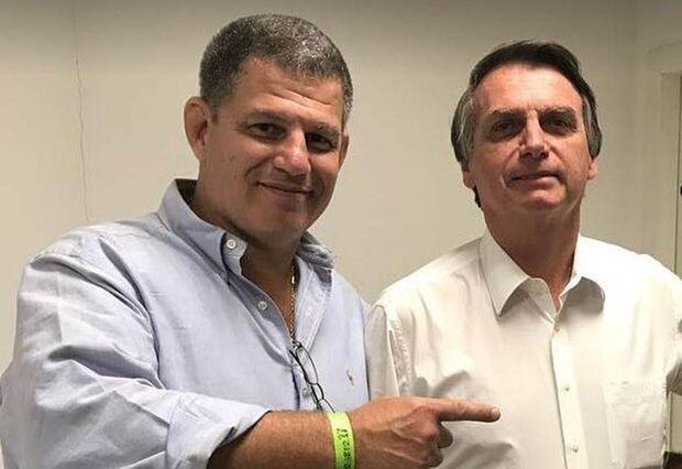 Irritação de Bolsonaro com Bebianno seria reunião com cúpula da Globo, diz revista