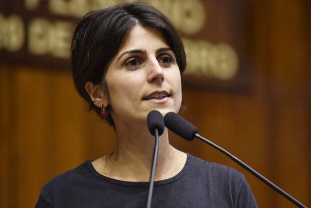 Após divisão na Câmara, Manuela D'ávila detona PT e PSOL