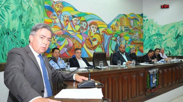Secretário de Segurança de MS encontra Moro e sugere leiloar terras apreendidas pela PF
