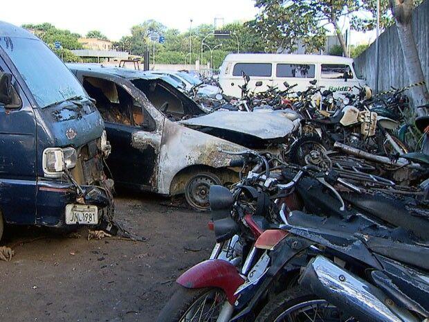 Detran-MS anuncia primeiro leilão de veículos, sucatas e materiais inservíveis do ano