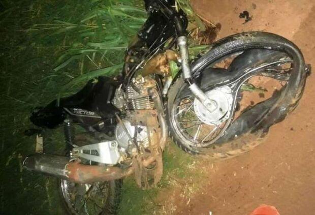 Motociclista e passageiro morrem em acidente na MS-276
